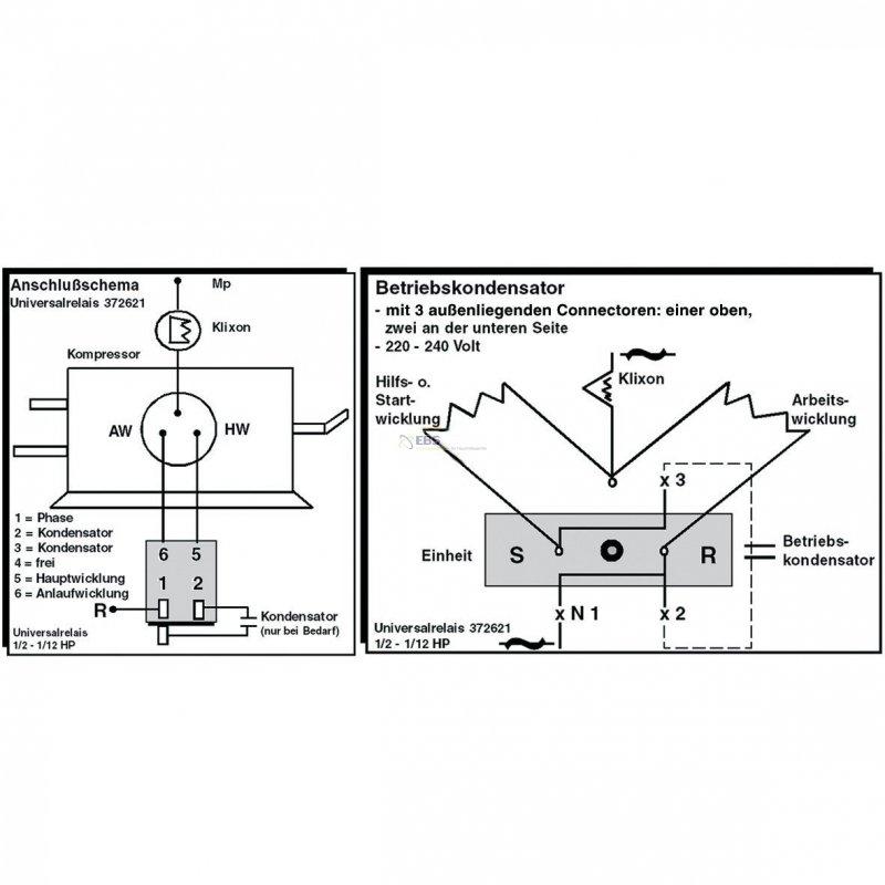 relais danfoss 103n0021